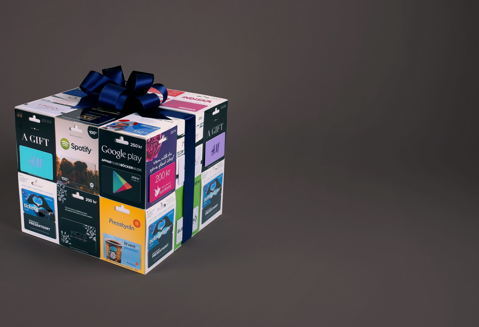 Your product becomes the perfect gift